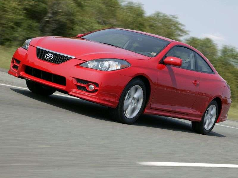 Toyota Camry Solara XV30 [restyling] Sport Coupe 2 dv. 2.4 MMT Overdrive (2006–2009)