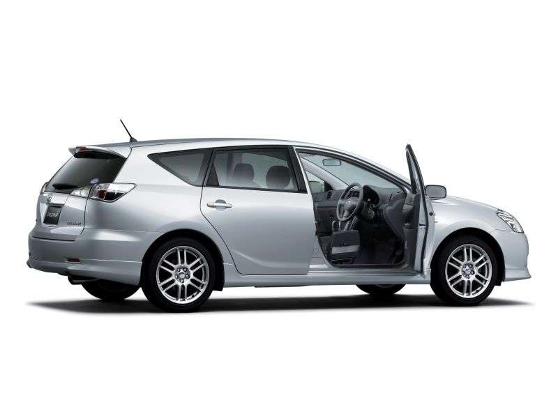 Toyota Caldina 3. generacja [zmiana stylizacji] kombi 2.0 AT 4WD (2005 2007)