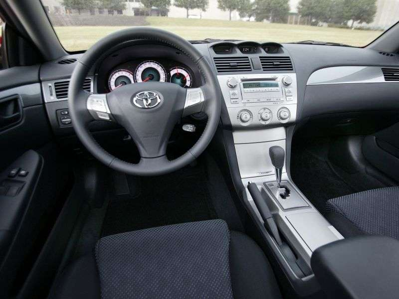Toyota Camry Solara XV30 [restyling] Sport Coupe 2 dv. 3.3 MMT Overdrive (2006–2009)