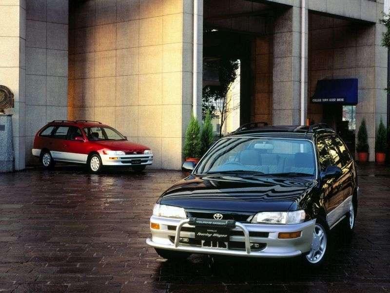 Toyota Corolla E100JDM universal 5 dv. 1.5 MT (1991–1993)