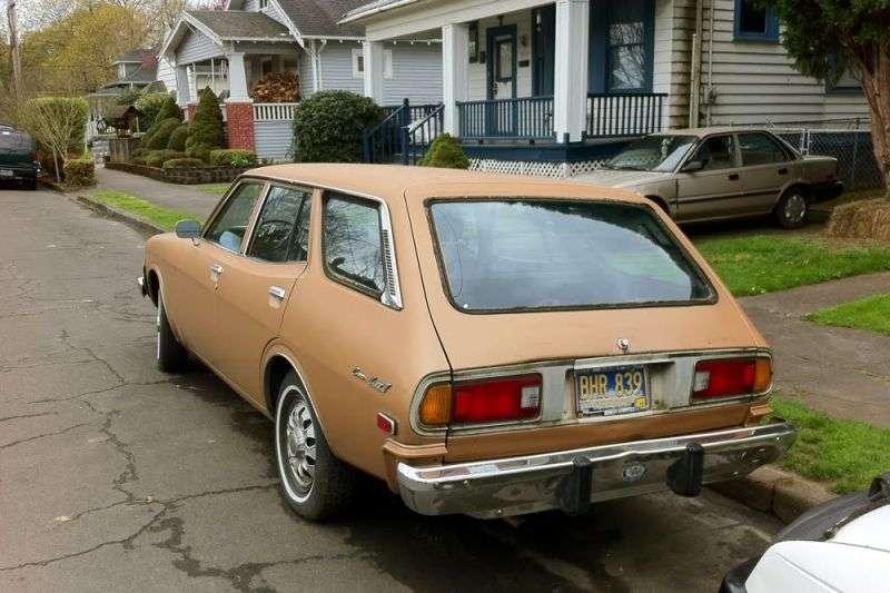 Toyota Mark II X10 / X20universal 2.3 MT (1972–1973)
