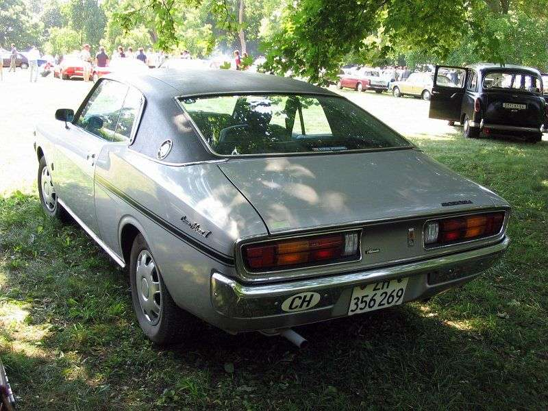Toyota Mark II X10 / X20 Coupe 2.3 MT (1972–1973)