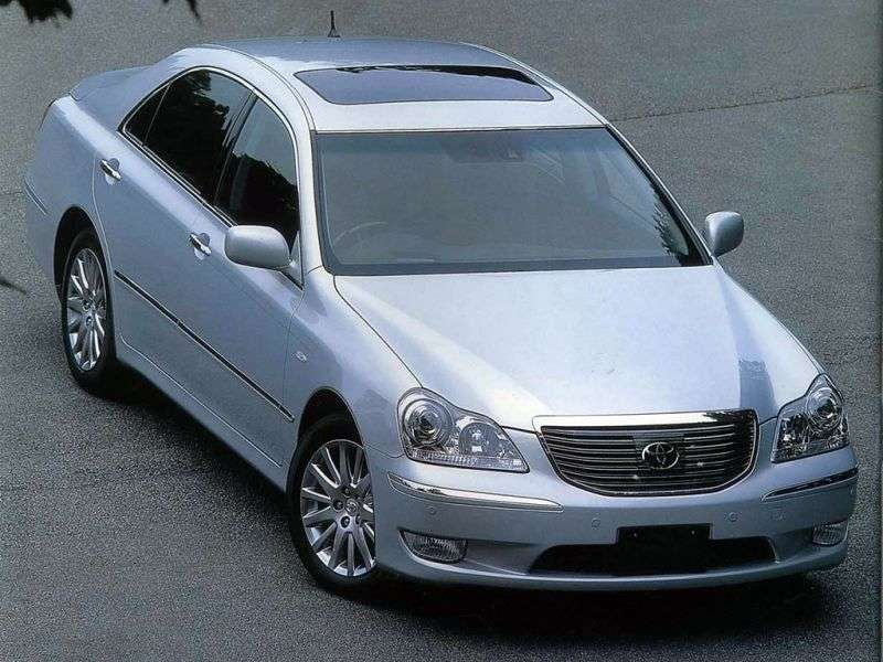 Toyota Crown Majesta S180 Sedan 4.3 AT (2004–2006)