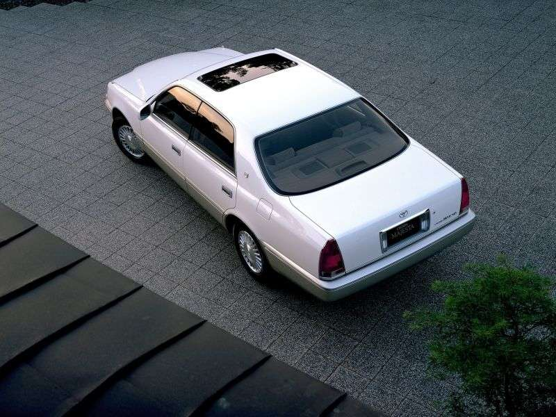 Toyota Crown Majesta S150 [restyling] hardtop 3.0 AT (1997–1999)