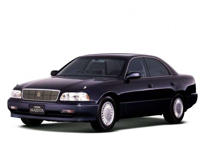 Toyota Crown Majesta S140hardtop 4.0 AT 4WD (1992–1995)
