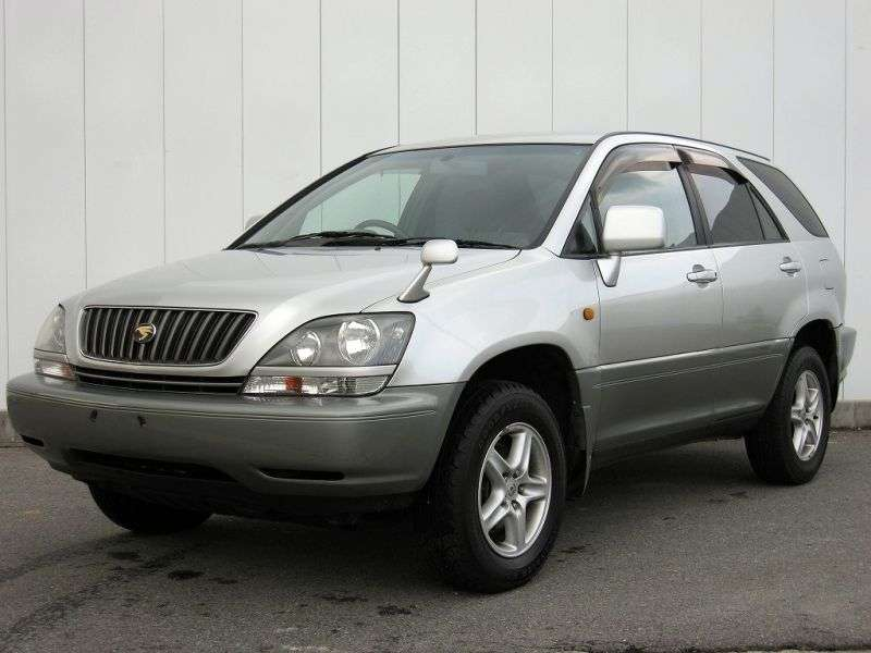 Toyota Harrier 1st generation 2.2 AT crossover (1997–2003)