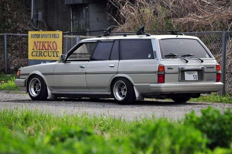 Toyota Mark II X70universal 2.0 MT (1989–1997)