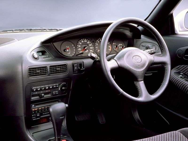 Toyota Corolla Ceres E100hardtop 1.5 MT (1992–1994)