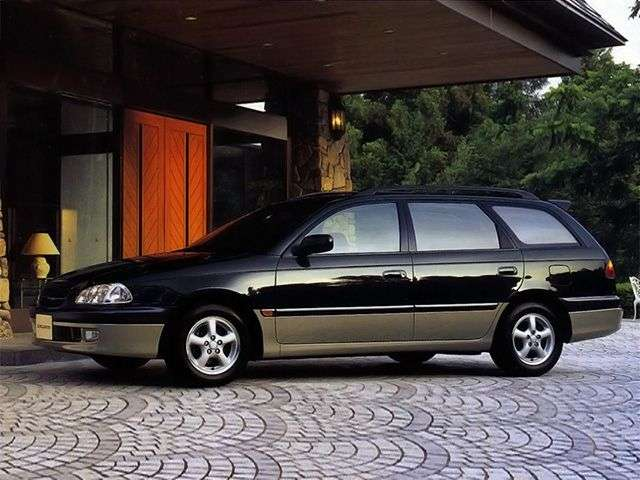 Toyota Caldina 2nd generation wagon 2.0 AT G (1997–1999)