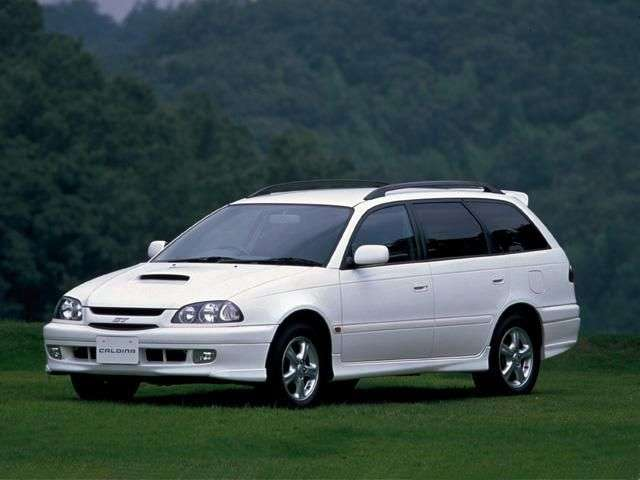 Toyota Caldina 2nd generation wagon 1.8 AT (1997–1999)
