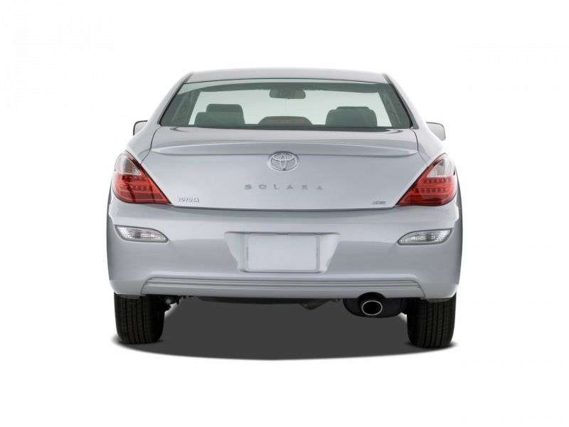 Toyota Camry Solara XV30 [restyling] coupe 2.4 MT Overdrive (2006–2009)