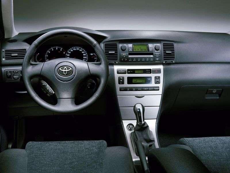 Toyota Corolla E120universal 5 dv. 1.6 AT (2001–2004)