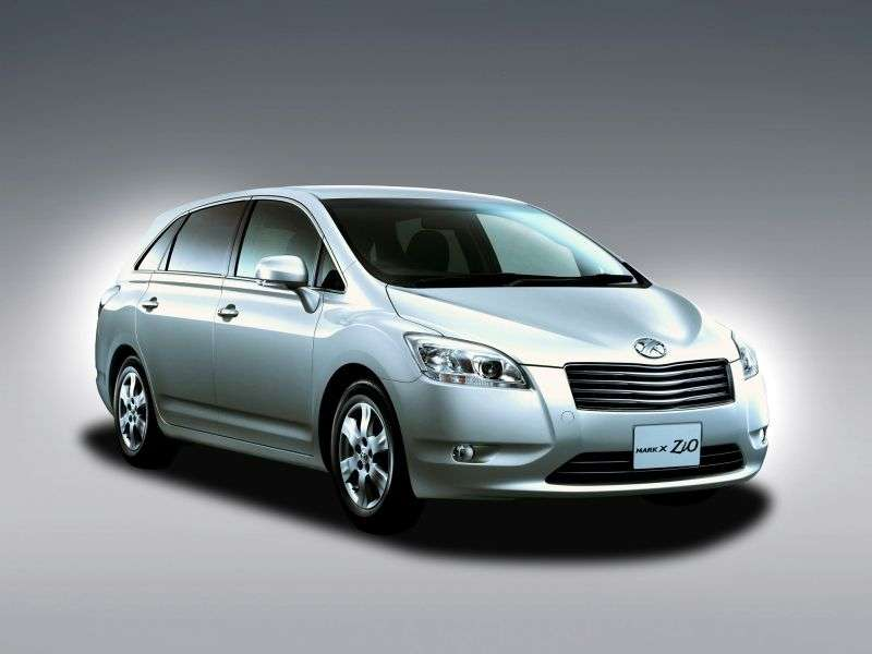 Toyota Mark X Zio 1st generation minivan 2.4 CVT 7seat (2007–2011)