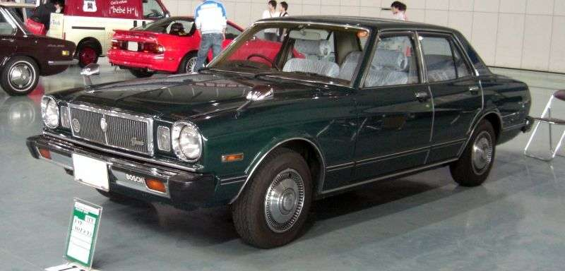 Toyota Mark II X30 / X40 sedan 2.0 AT (1976–1980)