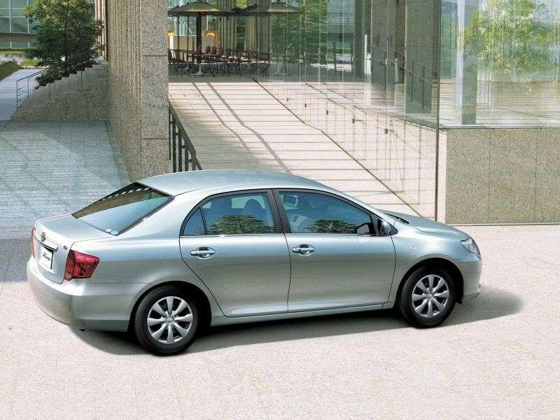 Toyota Corolla Axio E140 sedan 1.5 CVT (2006–2008)