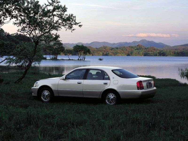 Toyota Crown Majesta S170hardtop 3.0 AT (1999–2004)