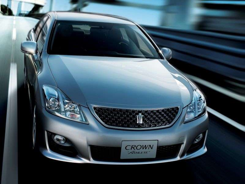 Toyota Crown S200JDM 2.5 AT 4WD Sedan (2008–2010)