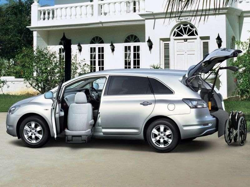 Toyota Mark X Zio 1st generation minivan 2.4 CVT 6seat (2007–2011)