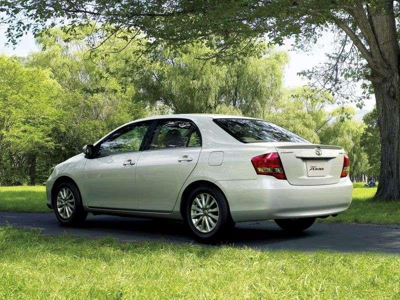 Toyota Corolla Axio E150 [restyling] sedan 1.8 CVT 4WD (2008–2012)