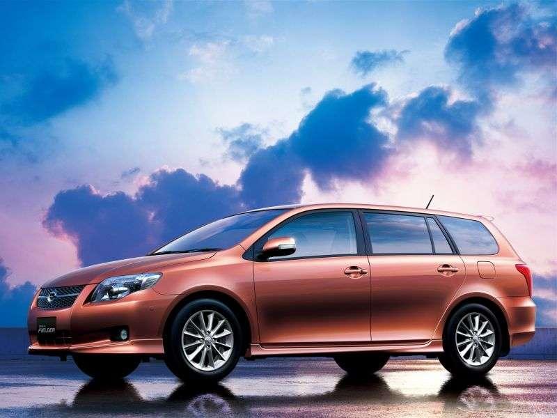 Toyota Corolla E140Fielder station wagon 1.5 CVT (2006–2009)