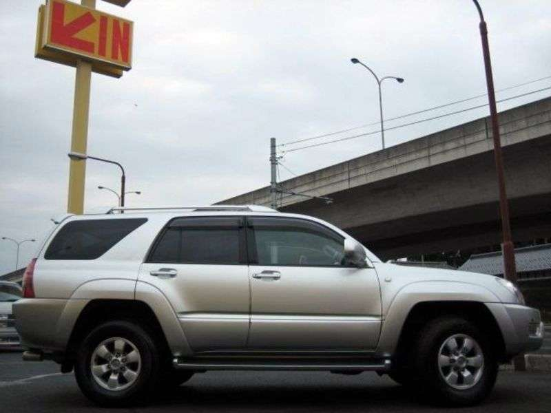 Toyota Hilux Surf 4th generation SUV 2.7 AT AWD (2002–2004)