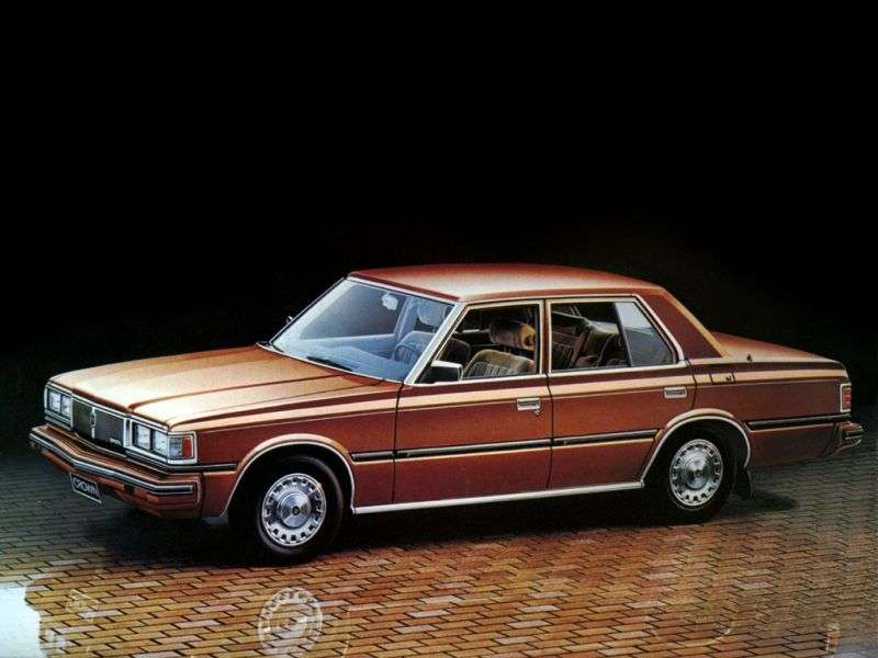 Toyota Crown S110sedan 2.8 AT (1979–1982)