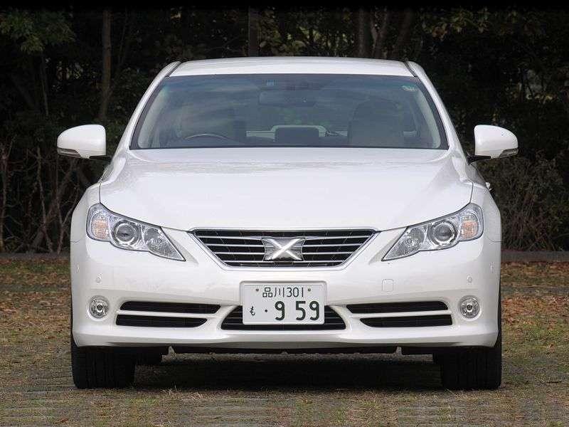 Toyota Mark X 2nd generation 2.5 sedan AT (2009–2011)