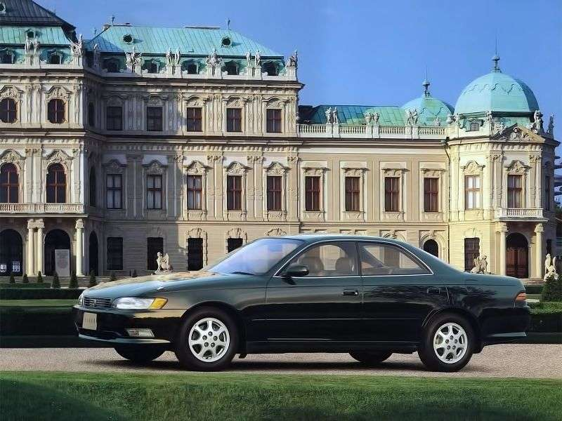 Toyota Mark II X90sedan 2.5 Twin turbo MT (1994–1996)