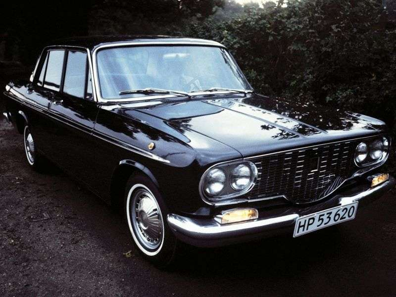 Toyota Crown S40sedan 4 dv. 2.0 Synchromesh (1962–1967)