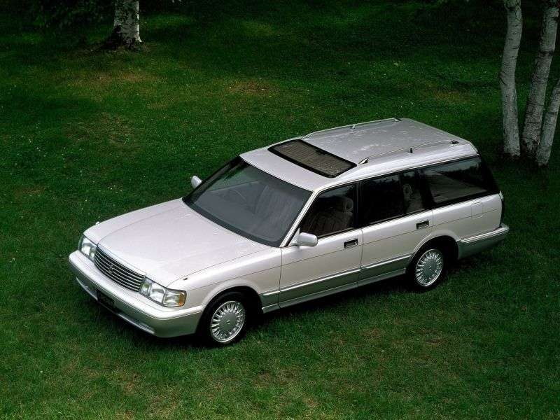 Toyota Crown S130 [restyled] JDM Universal 2.0 AT (1991–1998)