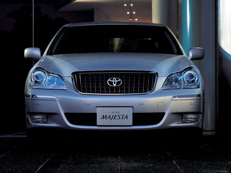 Toyota Crown Majesta S180 [restyling] sedan 4.3 AT (2006–2009)