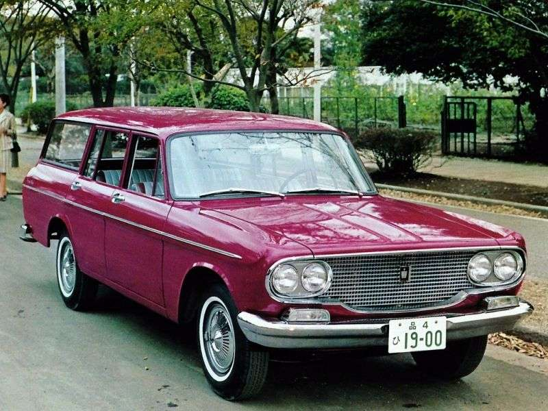 Toyota Crown S40universal 1.9 MT Overdrive (1962–1967)
