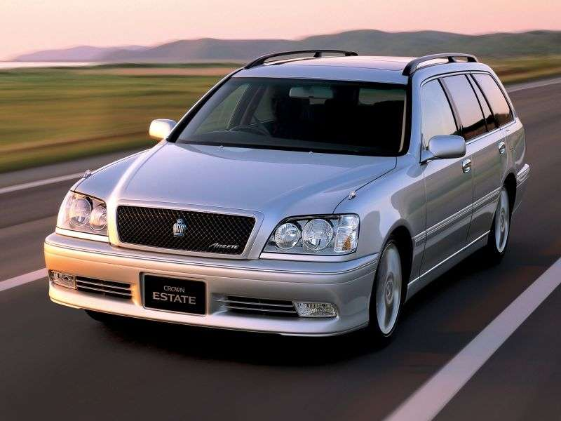 Toyota Crown S170JDM universal 2.5 AT 4WD (1999–2001)