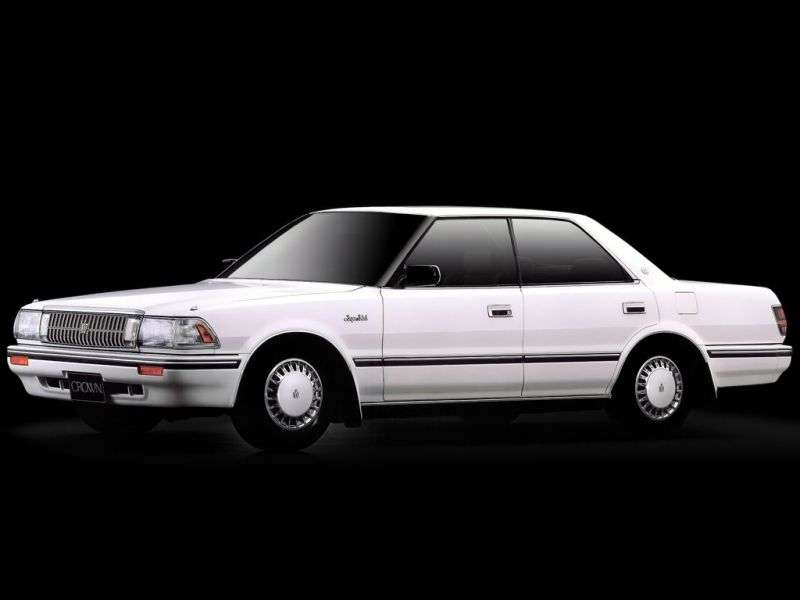 Toyota Crown S130JDM hardtop 3.0 AT (1987–1989)