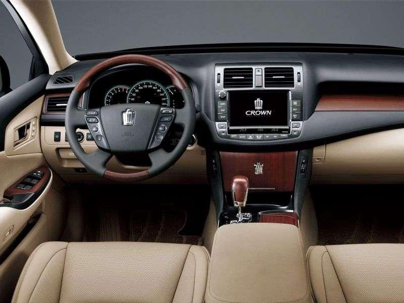 Toyota Crown S200sedan 4 bit 3.0 AT (2009–2012)