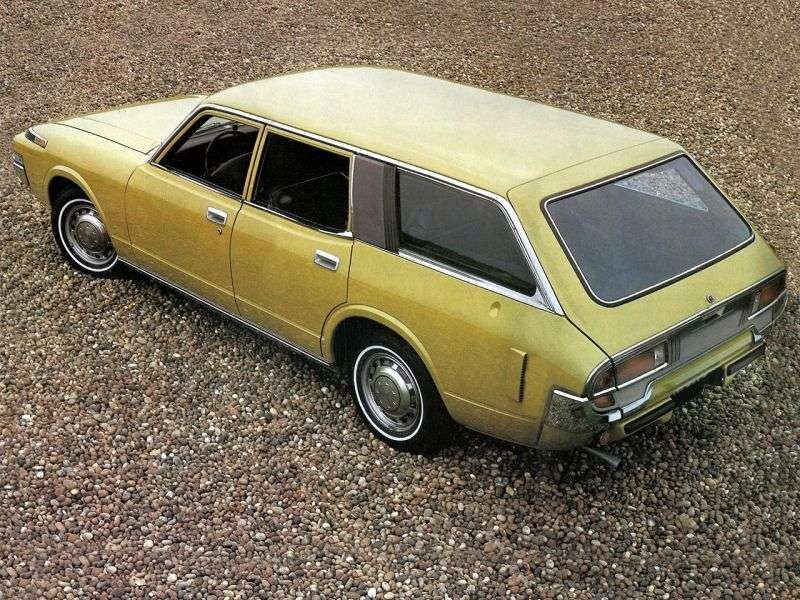 Toyota Crown S70 [restyled] wagon 2.6 Synchromesh (1973–1974)