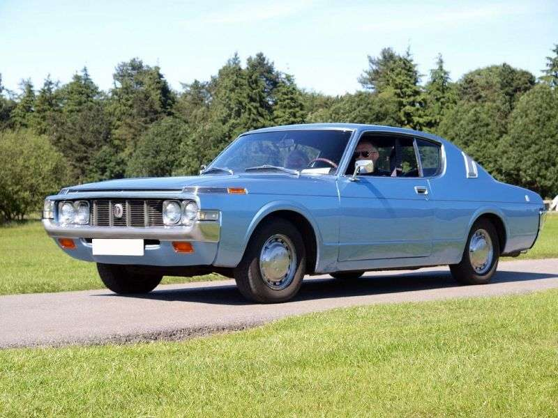 Toyota Crown S70 [restyled] hardtop 2.6 MT (1973–1974)