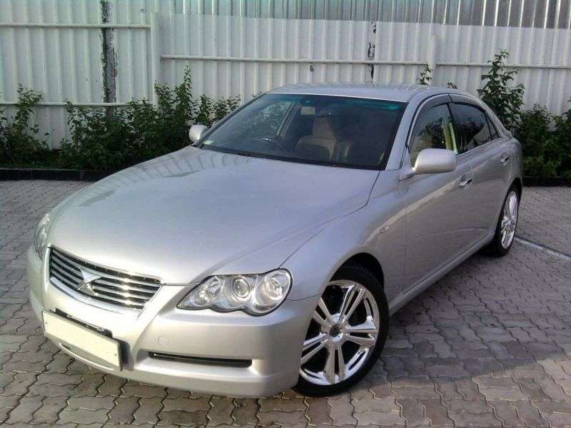 Toyota Mark X 1st generation sedan 3.0 AT (2004–2006)