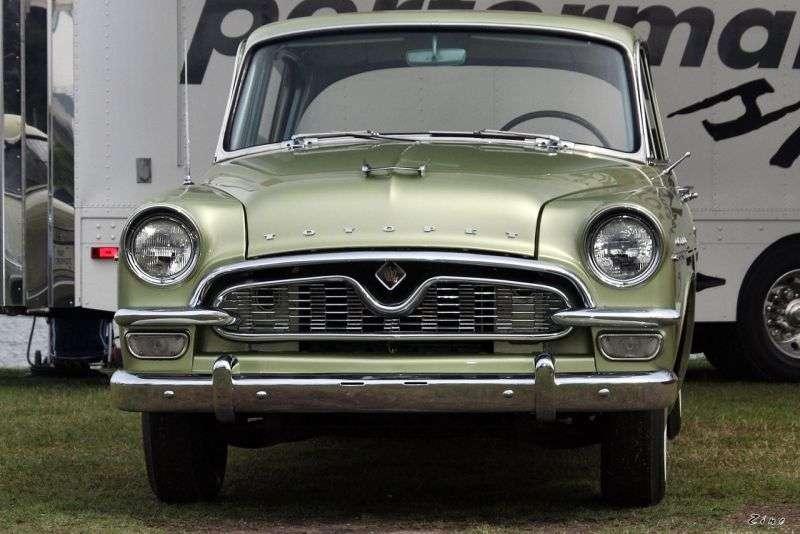 Toyota Crown S30 [restyling] 1.9 Synchromesh sedan (1960–1962)