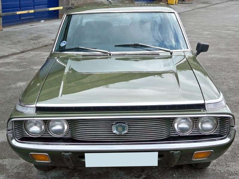 Toyota Crown S60sedan 2.0 Toyoglide (1971–1973)