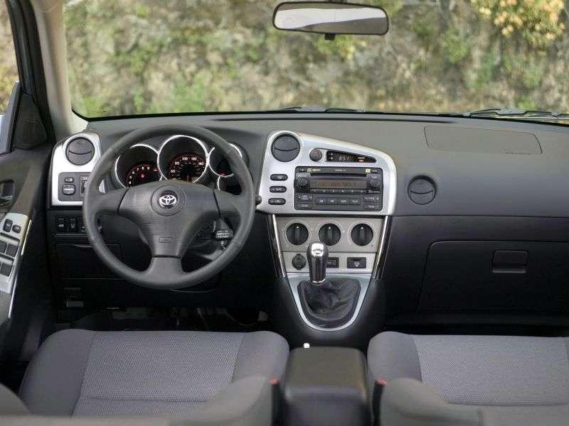 Toyota Matrix 1st generation XR hatchback 5 dv. 1.8 AT (2006–2008)
