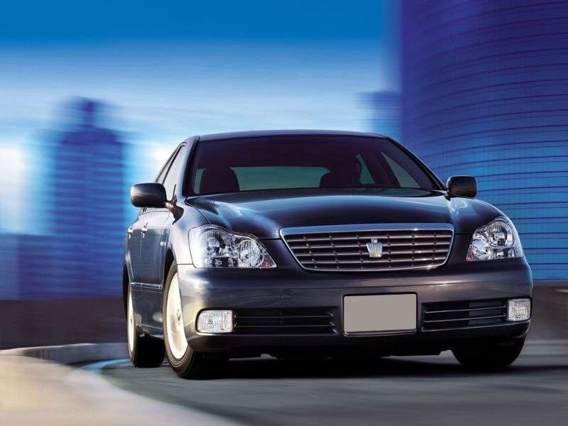 Toyota Crown S180 sedan 3.0 AT 4WD (2003–2005)