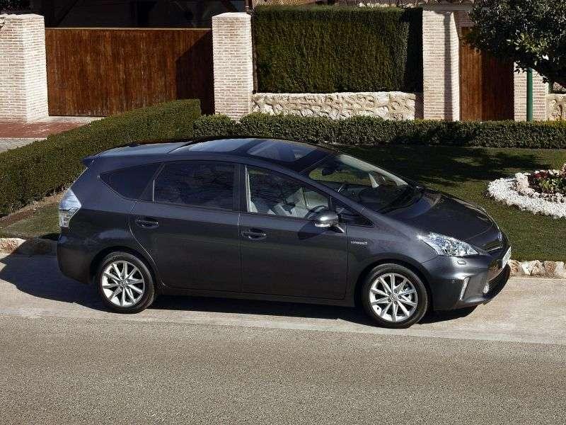 Toyota Prius Plus 1st generation minivan 1.8 CVT (2012 – n.)