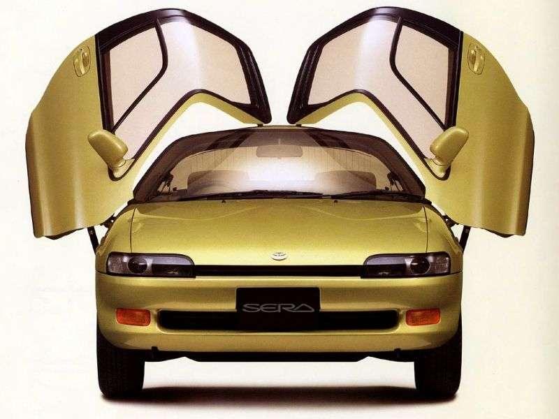 Toyota Sera 1st generation coupe 1.5 MT (1990–1995)