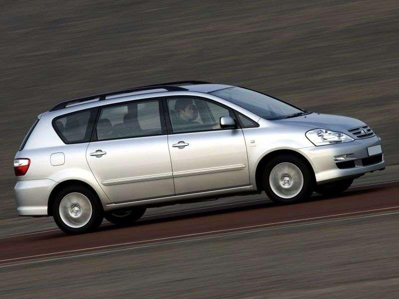 Toyota Ipsum 2.generacji [zmiana stylizacji] minivan 2.4 AT (2003 2009)