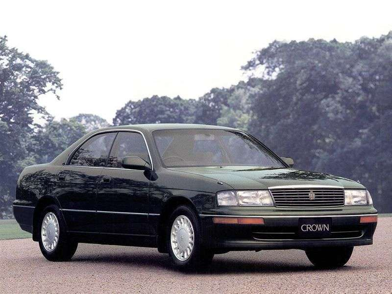 Toyota Crown S140JDM hardtop 2.5 AT (1991–1993)