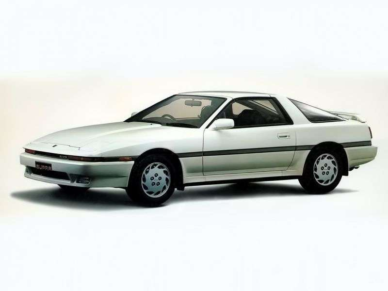 Toyota Supra Mark III Coupe 2.0 Twin Turbo MT Overdrive (1986–1988)
