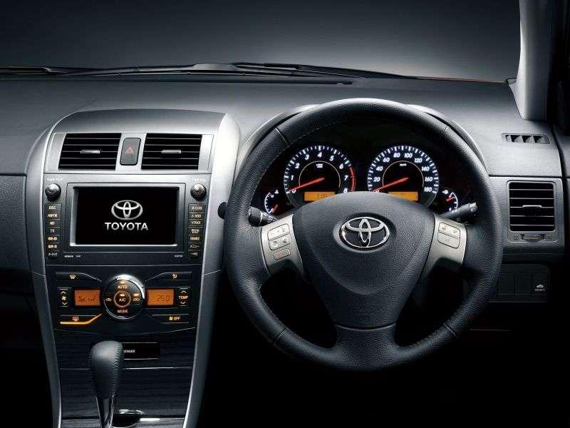 Toyota Corolla E140Fielder station wagon 1.8 CVT 4WD (2006–2009)