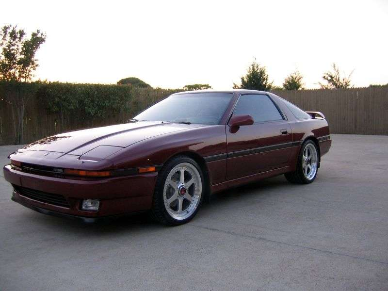 Toyota Supra Mark IIItarga 2.0 AT Overdrive (1986–1988)