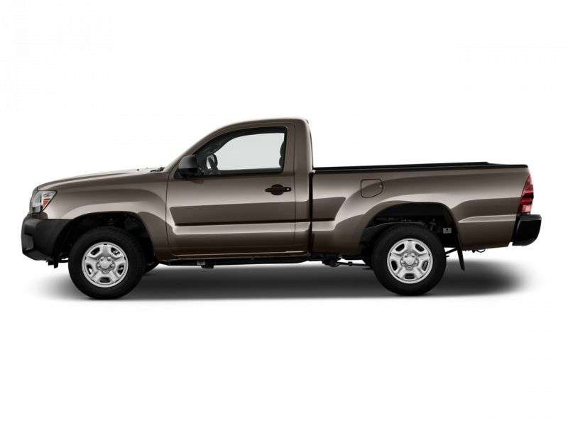 Toyota Tacoma 2nd generation [2nd restyling] Regular Cab pick up 2 bit. 2.7 AT (2012 – current century)